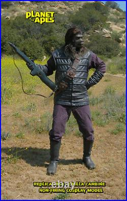 REPLICA 1968 Planet of the Apes REPLICA Gorilla Carbine cosplay prop