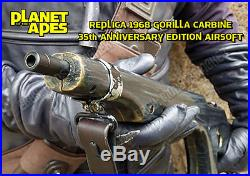 REPLICA 1968 Planet of the Apes screen-used Gorilla Carbine cosplay prop