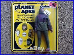 Rare! New! 1967 Planet of the Apes 8 in Action Figure Galen. Vintage