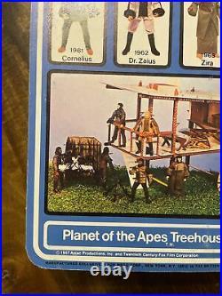 Rare Vintage Margo Planet Of The Apes 8 Cornelius Action Figure