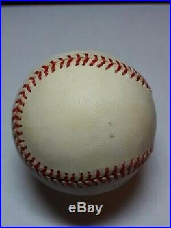 Roddy Mcdowall Signed Baseball Beckett Bas Coa Caesar Planet Of The Apes