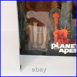 SIDESHOW Collectibles Plant of the Apes Slave Taylor Nova 12 Figure #7507 NIB