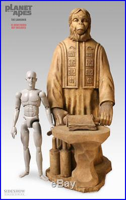 SIDESHOW The PLANET of The APES The LAWGIVER 18 STATUE Figure Bust Toy Figurine