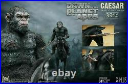 STAR ACE 39CM / 1/6 SCALE CEASAR WithSPEAR & HORSE F/WAR/F/THE/PLANET OF T/APES
