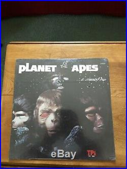 Sealed-Planet of the Apes A Musical Trip TPi 101 RARE! Outsider