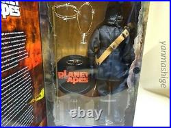 Side Show Limited 12 Inches Gorilla Soldier Types Set Planet Of The Apes