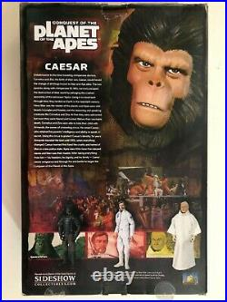 Sideshow Collectibles Planet Of The Apes Roddy Mcdowall Caesar 12 1/6 Figure