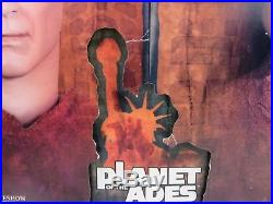 Sideshow Collectibles Planet of The Apes 12 Slave Taylor & Nova Action Figure