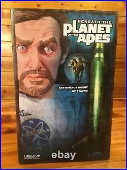 Sideshow EXCLUSIVE Slave Brent Astronaut Planet of the Apes 12 Action Figure