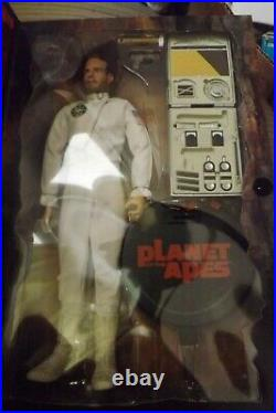 Sideshow Planet of The Apes Exclusive Forbidden Zone Taylor Figure