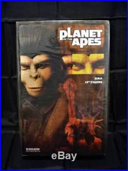 Sideshow Planet of the Apes CORNELIUS ZIRA Dr ZAIUS GORILLA etc 5 Action Figures