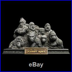 Sideshow / WETA Planet of the Apes Apes through the ages