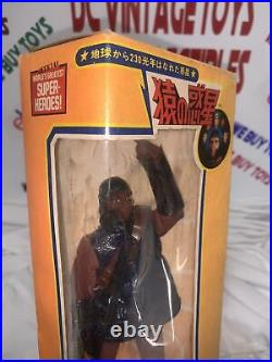 Soldier Ape Bullmark Planet of the Apes Figure with original box Japan New In Box