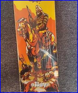 Steve Caballero Planet Of The Apes Soldier Deck Powell Peralta Bones Brigade Nos