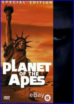 The Planet of the Apes Collection (6 Disc Box Set) 1968 DVD DVD MIVG The