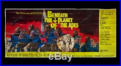 The Ultimate Planet Of The Apes 1-of-a-kind 24-sheet Movie Poster Billboard