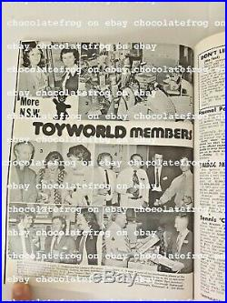 Toy Retailer Magazine 1975 Mego Toltoys Planet Of The Apes Surfa Sam Skateboards