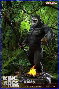 Toys Era 1/6 action figure toys Rise of the Planet of the Apes Caesar Statue