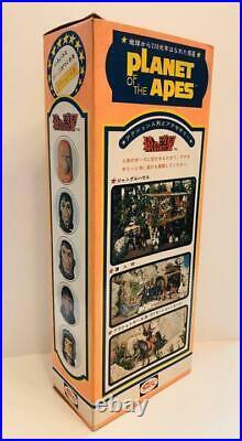 Unused item Planet of the Apes Cornelius Figure 1974 Vintage Toy BULL MARK MEGO