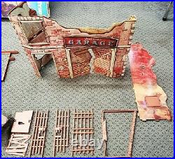 VINTAGE 1967 MEGO Planet Of The Apes Forbidden Zone Trap Playset with Box WOW