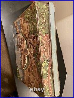 VINTAGE 1974 PLANET OF THE APES VILLAGE PLAY SET MEGO Rare