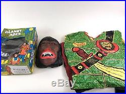 VINTAGE 1974 PLANET OF THE APES Warrior COSTUME (BEN COOPER) Boxed