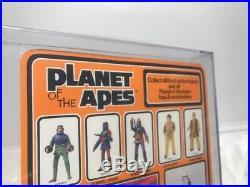 VINTAGE 1975 MEGO PLANET OF THE APES Peter Burke AFA 75 UNPUNCHED! MOC