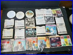 VINTAGE GAF VIEW-MASTER Projector 80 Reels Planet of the Apes Disney Mixed Lot