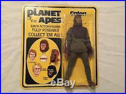 VINTAGE Mego POTA Planet of the Apes GALEN MOC Sealed UNPUNCHED New