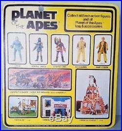 VTG 1967 MEGO PLANET OF THE APES GALEN MOC Carded POTA Doll Figure
