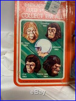 Vintage 1967 Mego planet of the apes figure AstronautNEW