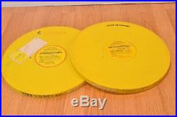 Vintage 1968 Planet Of The Apes Color 16mm Movie On 2 Reels Charlton Heston