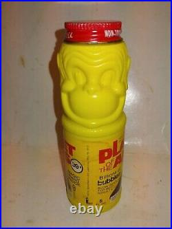 Vintage 1970's Planet of The Apes Blowing Bubbles With Magic Wand, Larami, APJAC