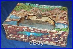 Vintage 1970s MEGO PLANET OF THE APES VILLAGE PLAYSET & ACCESORIES & 2 APES POTA