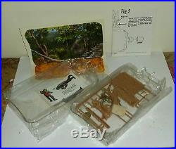 Vintage 1970s Planet of the Apes Addar Super Scenes Tree House Model