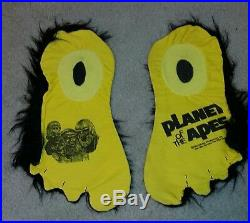 Vintage 1970s Planet of the Apes Children's Play Feet