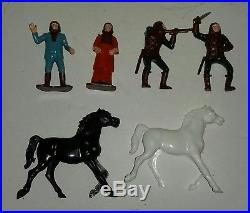 Vintage 1970s Planet of the Apes MPC Sears Playset