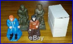 Vintage 1970s Planet of the Apes Play Pal Banks, Molds, Ceramic Bootlegs
