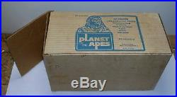 Vintage 1970s Planet of the Apes Playset in Box (Incomplete)