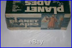 Vintage 1973 Addar Planet Of The Apes Model Lot Of 4