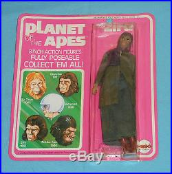 Vintage 1973 Mego Planet of the Apes POTA ZIRA MOC sealed