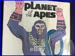 Vintage 1973 Pota Planet Of The Apes Ring Toss Game Sealed New From Case Mib New