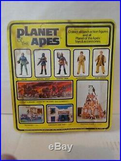Vintage 1974 MEGO PLANET OF THE APES GENERAL URKO 8-Inch Action Figure MOC Ursus