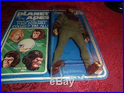 Vintage 1974 Mego Planet of the Apes Cornelius (Comes with $50 Display Case)
