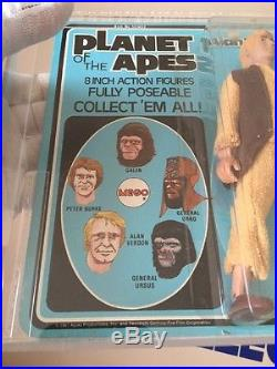 Vintage 1975 Mego Planet Of The Apes Alan Verdon Unpunched New AFA 85/85/85 WOW