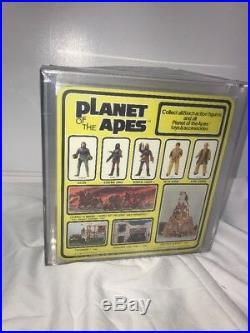 Vintage 1975 Mego Planet Of The Apes General Urko Afa 85 Unpunched! Moc Mint