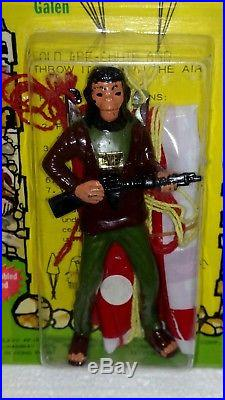 Vintage Ahi Official Planet Of The Apes Sky Diving Parachutist New