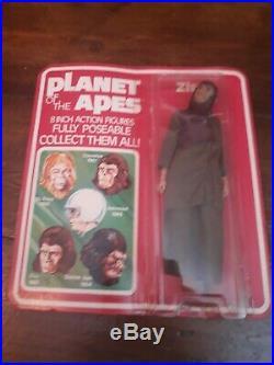 Vintage Boxed original Mego Planet of the apes Zira Action figure