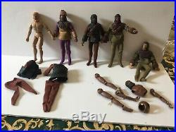 Vintage MEGO 1974 Planet Of The Apes Dolls