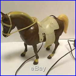 Vintage MEGO PLANET of the APES Action Stallion 1974 Horse all Original Rare